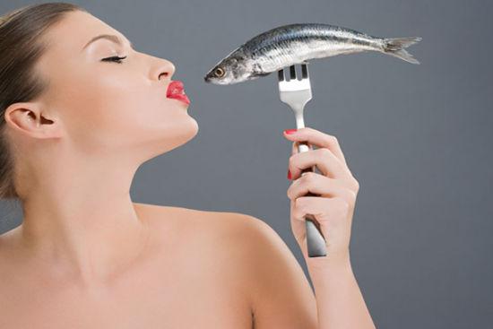 Аллергия на рыбу симптомы