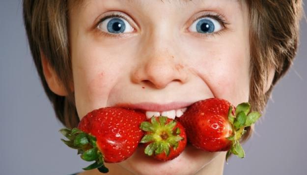 Пищевая аллергия у ребёнка
