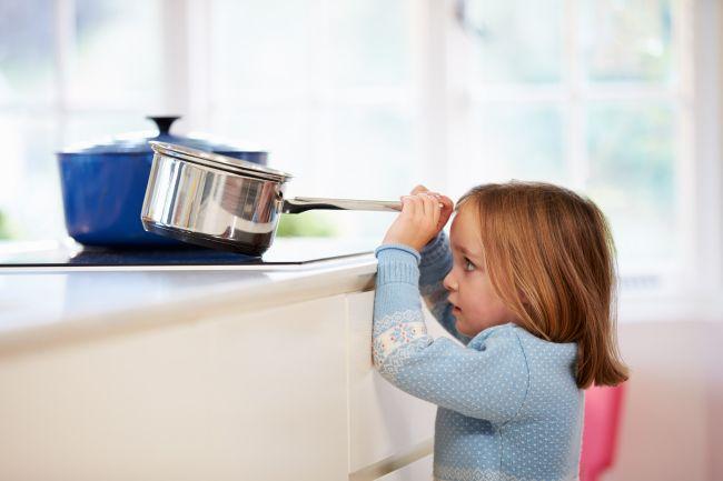 Ожог кипятком - первая помощь в домашних условиях