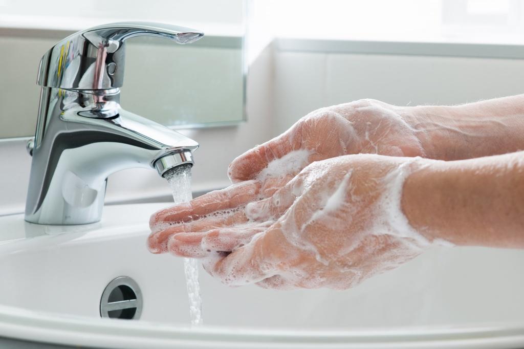 раздражение кожи рук от моющих средств - причины