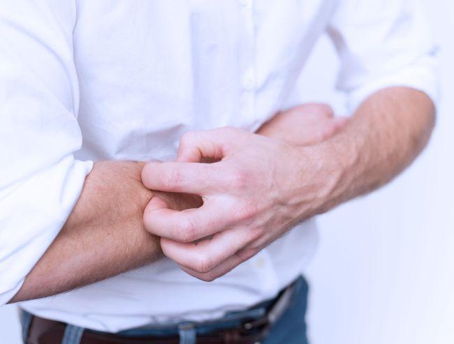 Дерматит на коже - причины, сиптомы и лечение заболевания