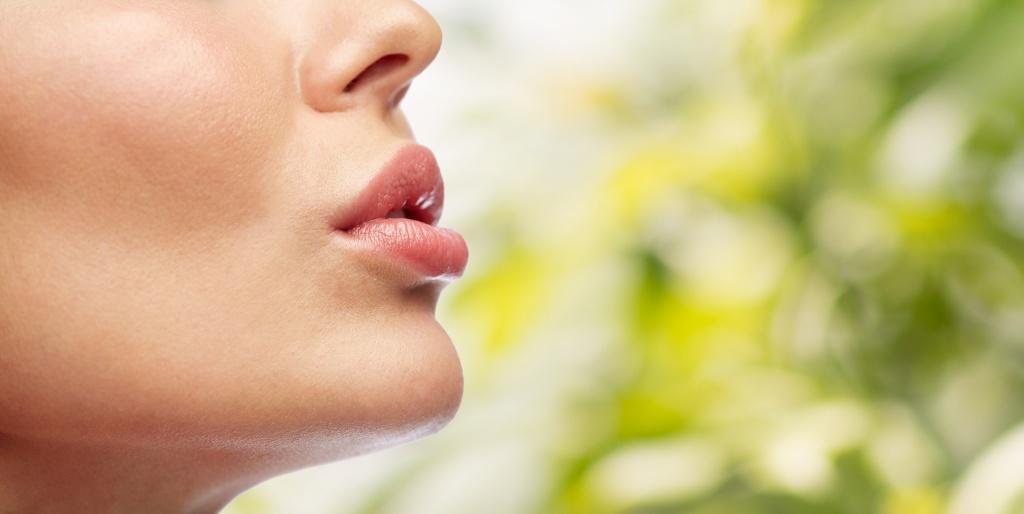 раздражение на коже около рта - проявления