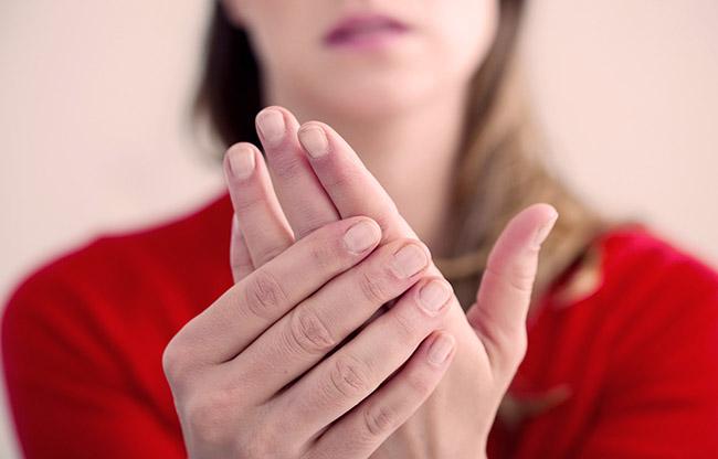 раздражение кожи рук - фото