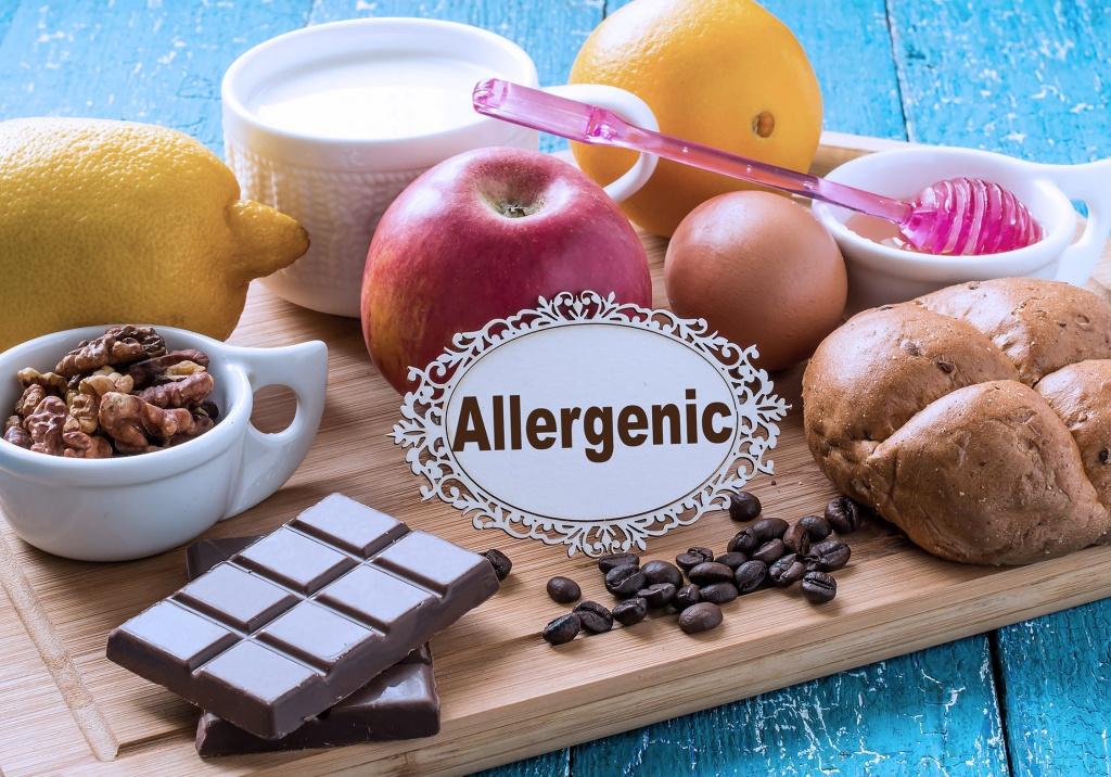 аллергия продукты фото