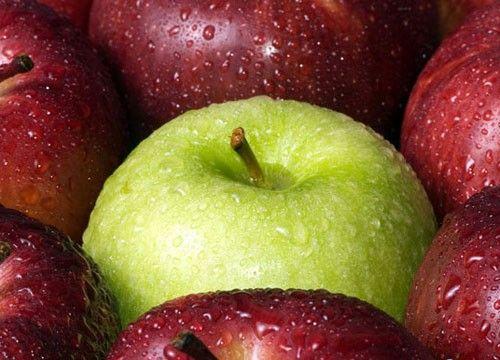 Аллергия на красные яблоки — Аллергия на всё