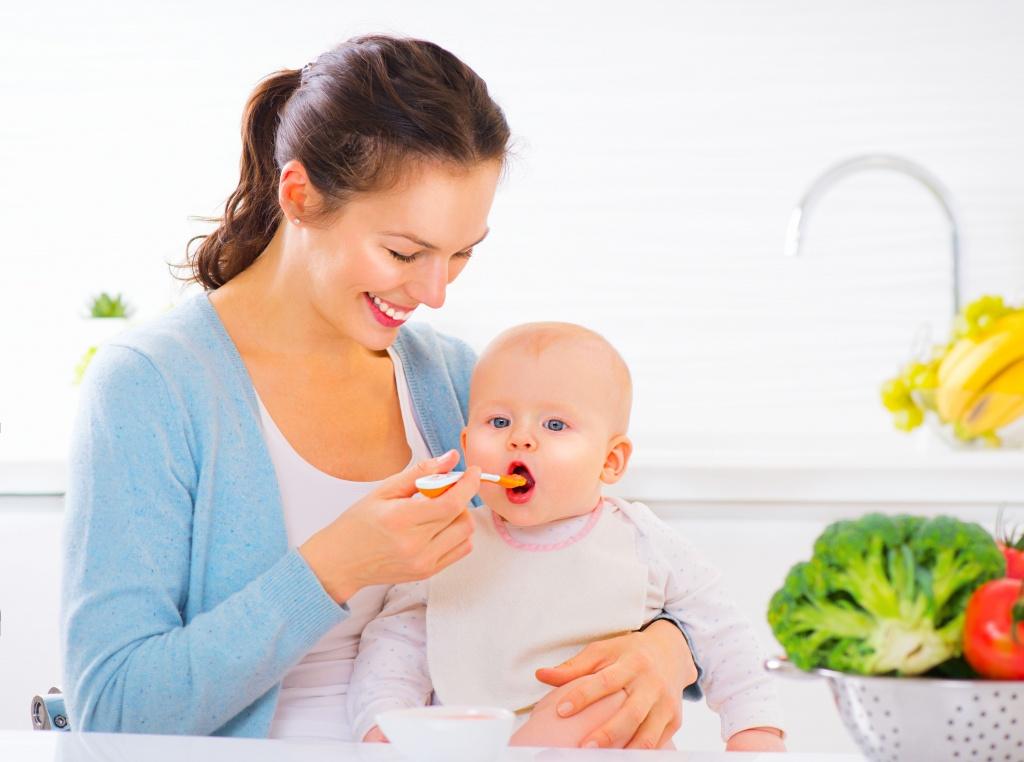 аллергия на овощи у ребенка - как лечить, фото