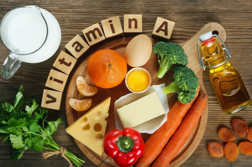 Авитаминоз витамина А: признаки, лечение, профилактика