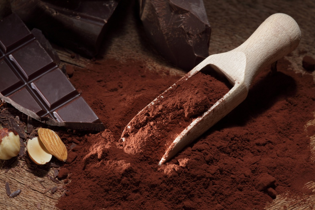 аллергия на шоколад фото