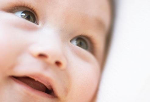 Кожа малышей особо чувствительна к ожогам