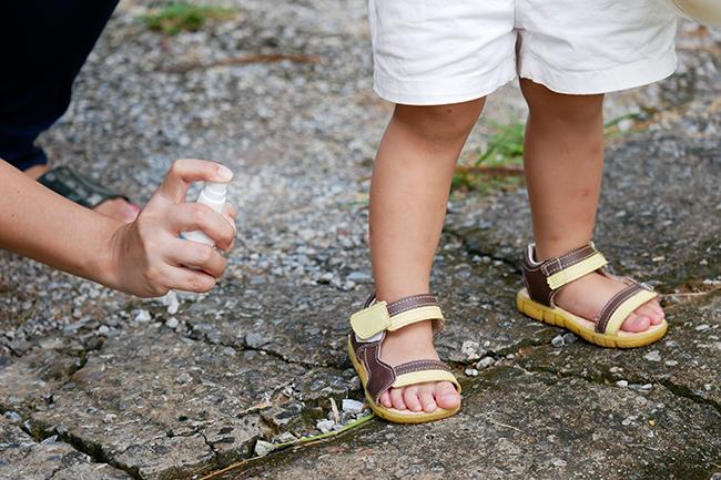 Защита от аллергии на укусы комаров, фото