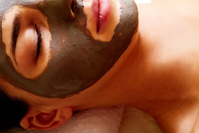 Лечебные грязи при псориазе на лице, фото